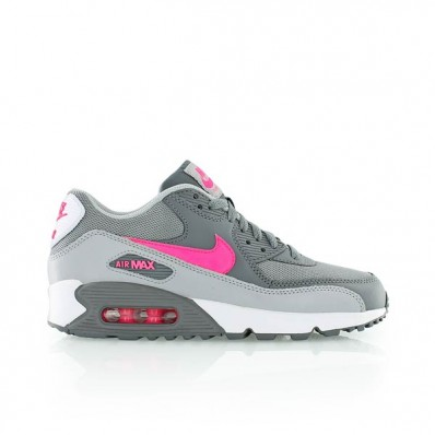 air max 90 grise et rose