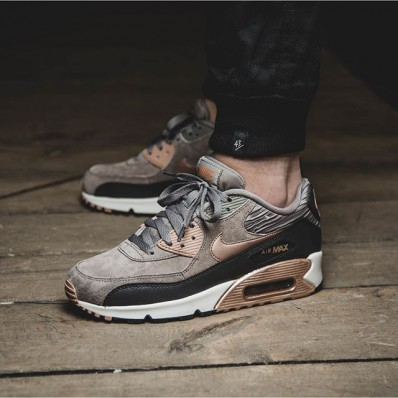 air max 90 leather rose