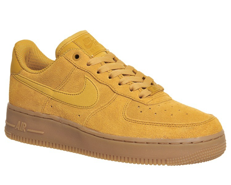 limited guantity good looking special for shoe air force 1 jaune