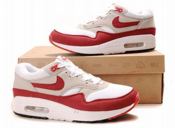 newest collection a473d 21466 air max 1 homme rouge