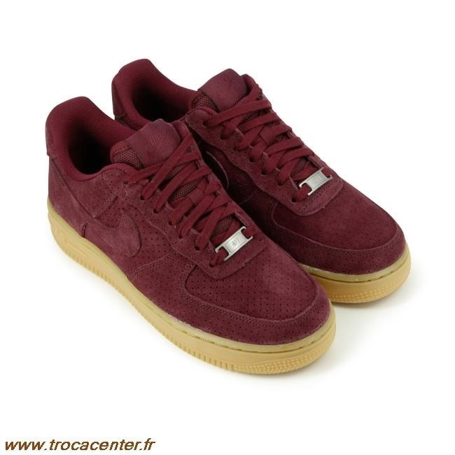 Bordeaux Pas 1 Cher Air Nike Force HDIWE9e2Y