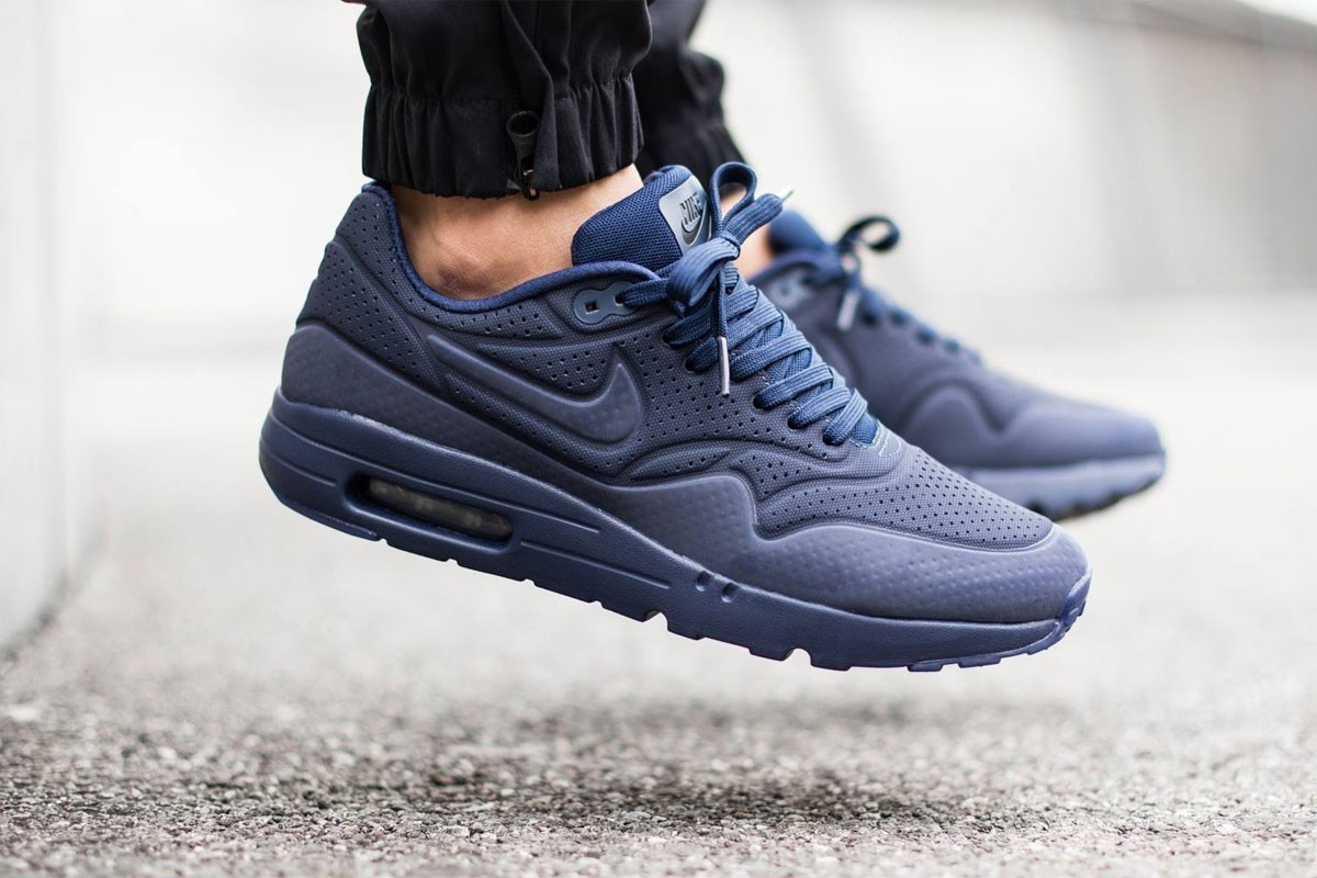 air max 1 bleu marine