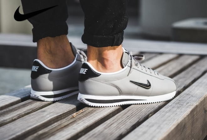 low priced 4596b d52b8 nike cortez homme grise