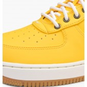 nike air force 1 jaune