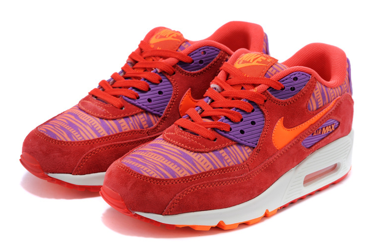 air max 90 rouge femme