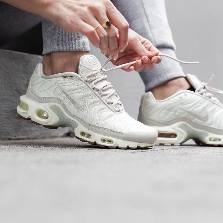 nike tuned blanche femme