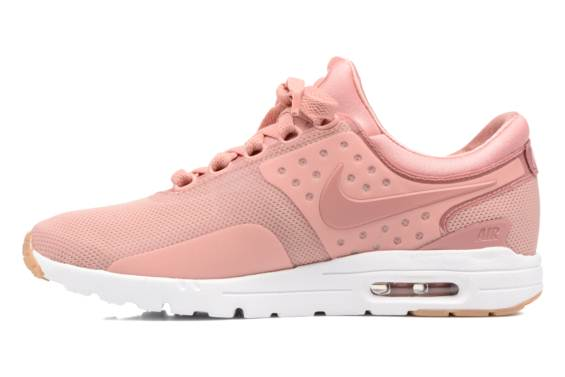 air max zéro rose