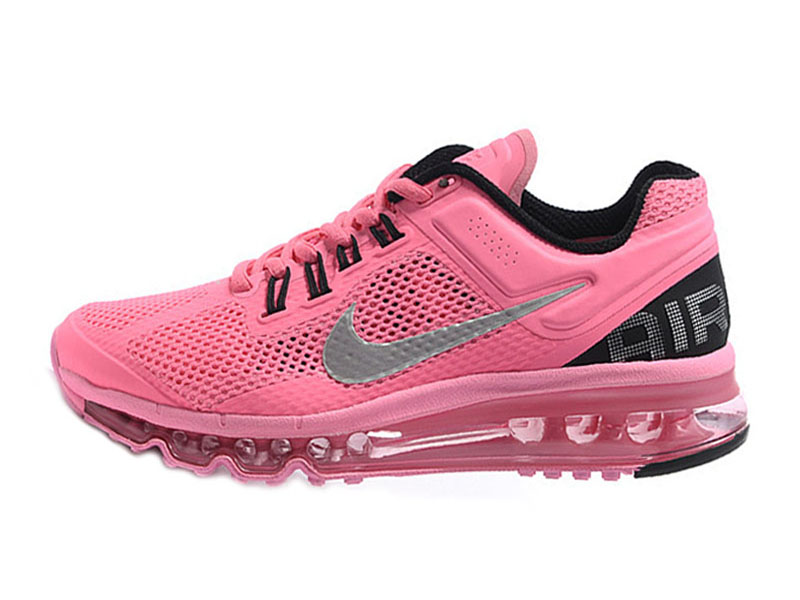 basket fille nike air max