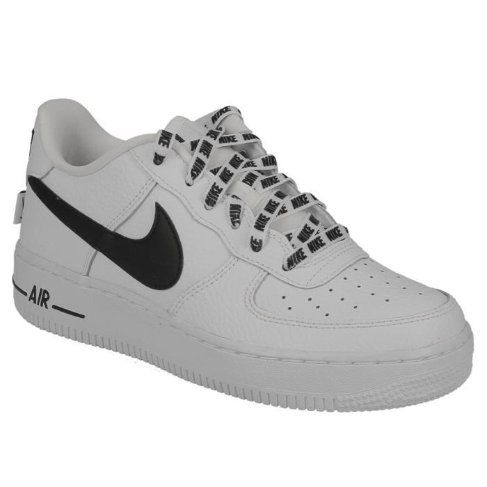 Force Junior Air 1 Nike Blanche wOiPkuXZT