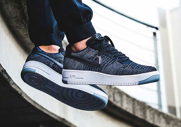 1 Low Nike Homme Force Flyknit Montante Air QrthdxosBC