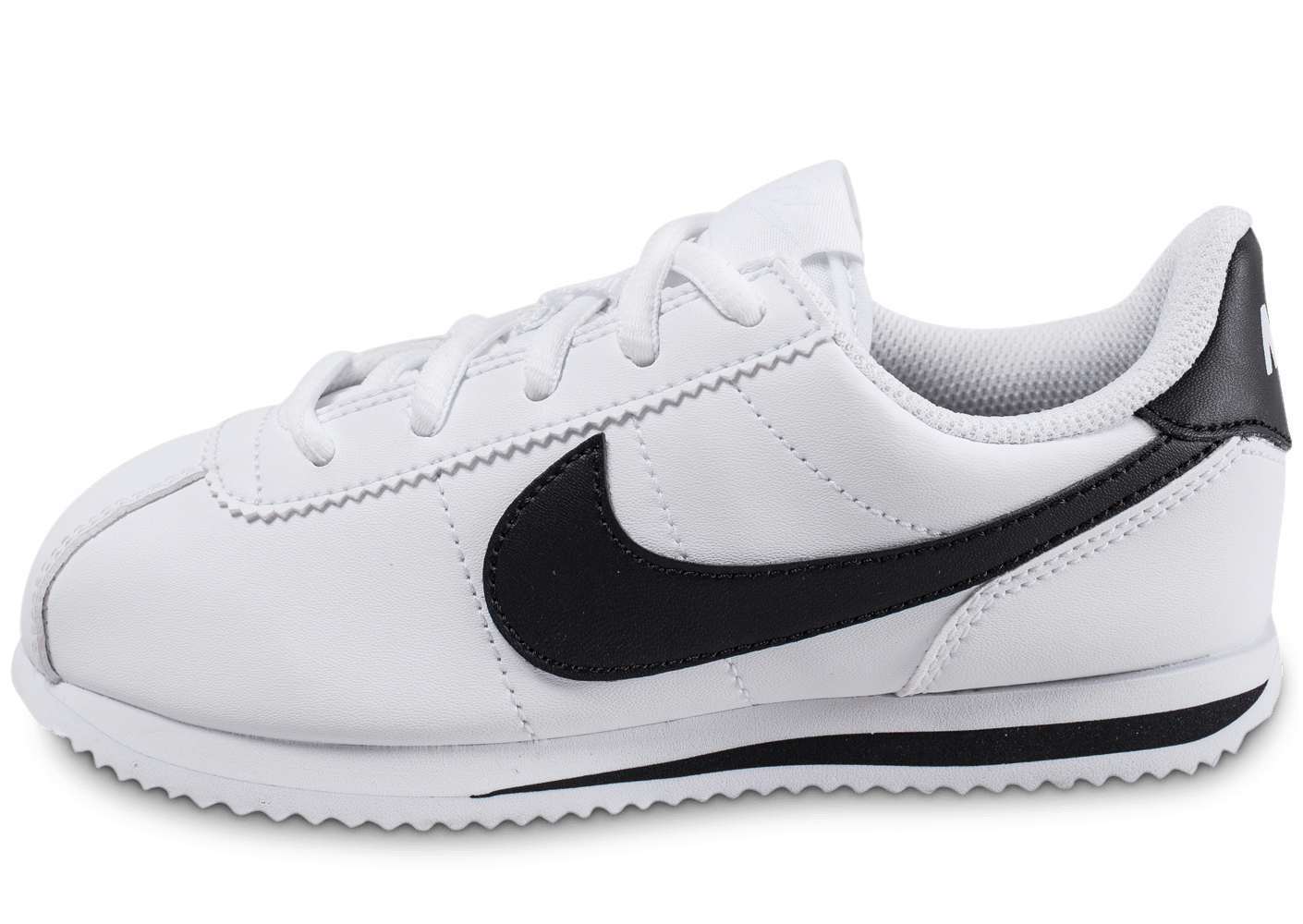 where can i buy delicate colors separation shoes nike cortez enfant blanche